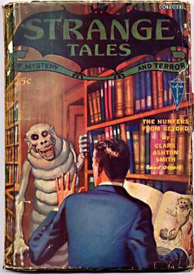 Strange Tales, oktober 1932