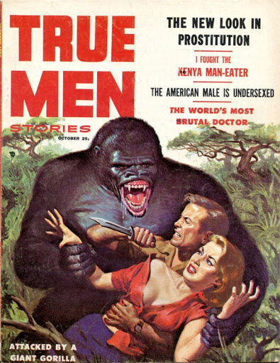 True Men Stories, oktober 1956