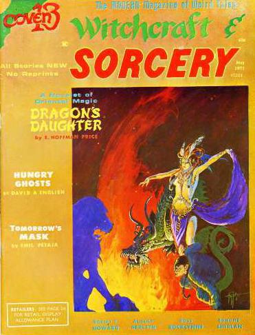 Witchcraft & Sorcery, nr. 6 maj 1971