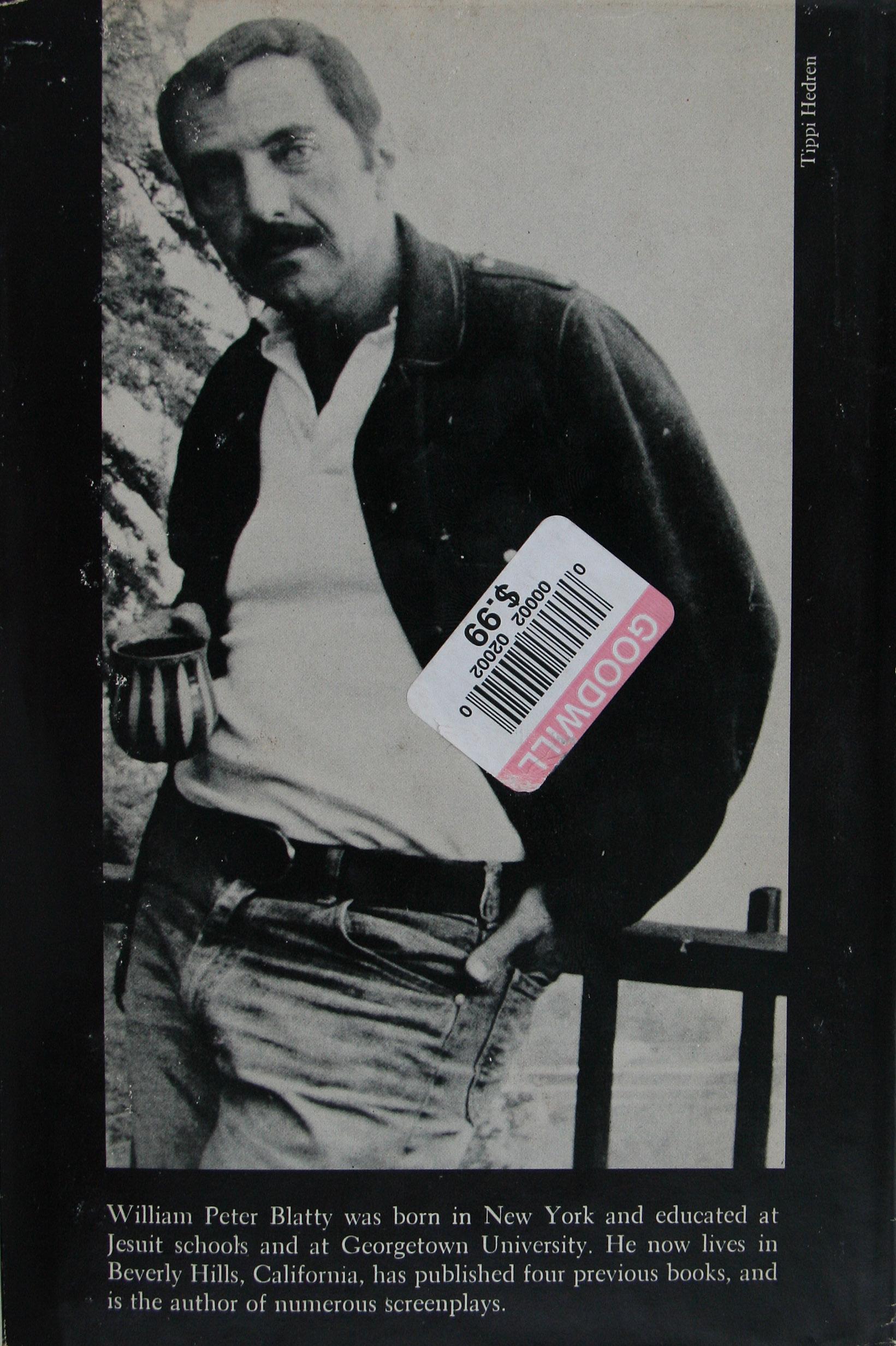 Hardcover, Harper & Row 1971