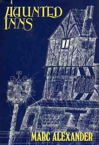 Hardcover, The Book Service 1973. En af forfatterens mange bøger om hjemsøgte steder i England