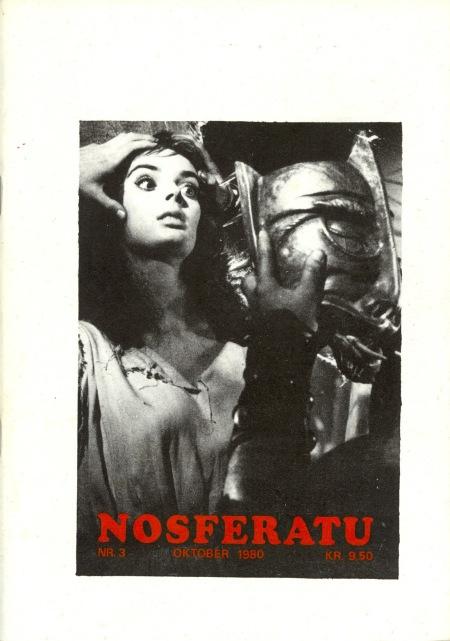 Nosferatu nr. 3, oktober 1980