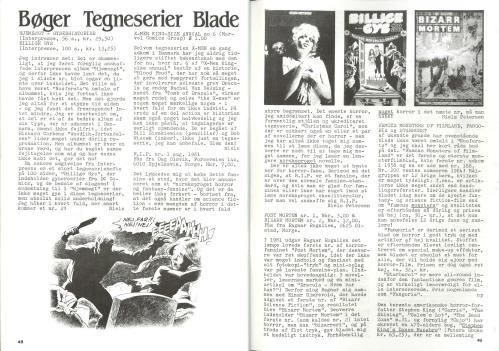 Nosferatu nr. 5, efterår 1982. Leder, s. 48-49