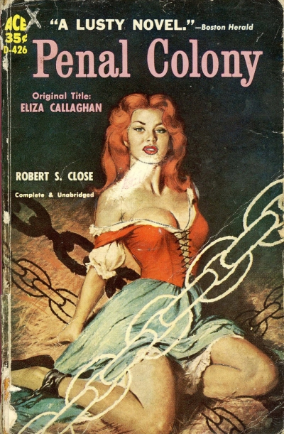 Paperback, Ace Books 1957