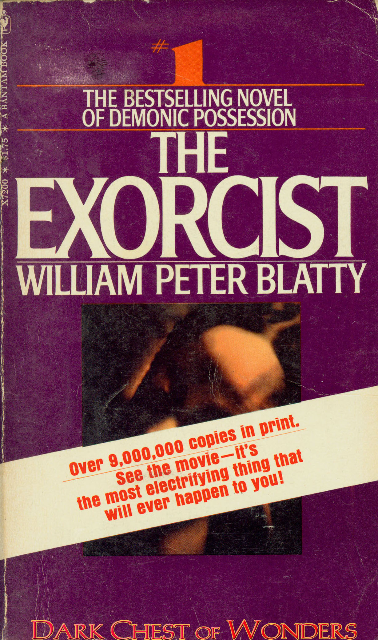 Paperback, Bantam Books 1974