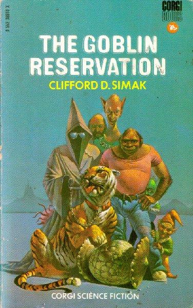 Paperback, Corgi Books 1971