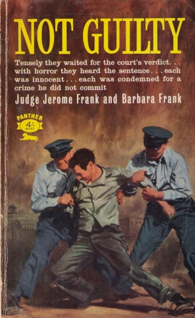 Paperback, Panther Books 1961