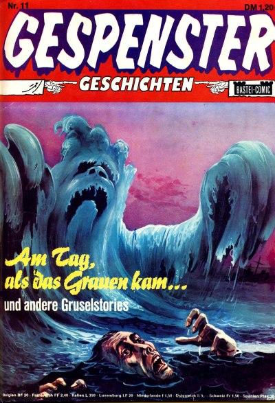 Gespenstergeschichten, nr. 11 1974