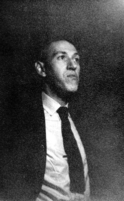 Howard Phillips Lovecraft (20. august 1890 – 15. marts 1937)