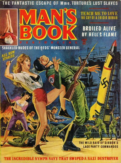 Man's Book, juni 1960