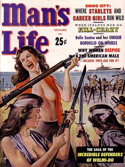 Man's Life, december 1961
