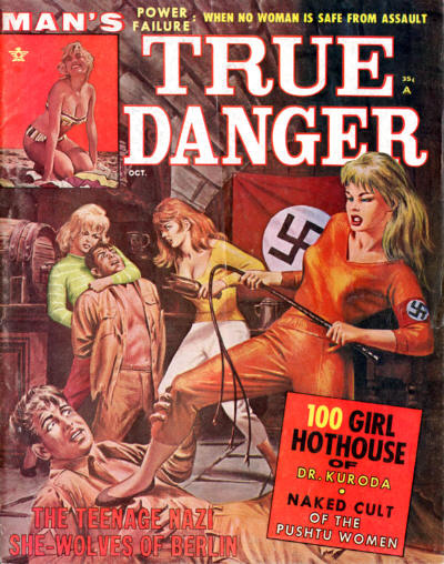 Man's True Danger, oktober 1962