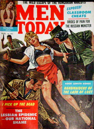 Men Today, august 1961