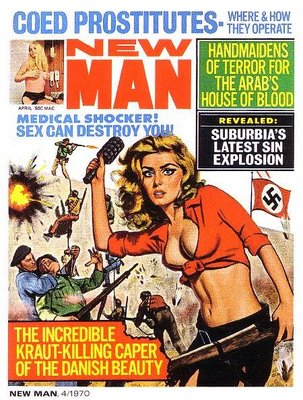 New Man, april 1958