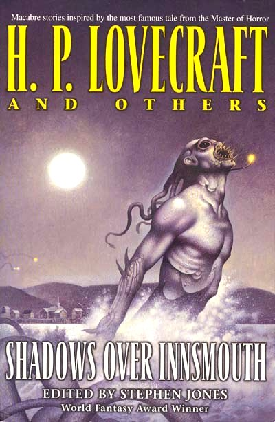 Paperback, Del Rey 2001. Omslaget er illustreret af John Jude Palencar