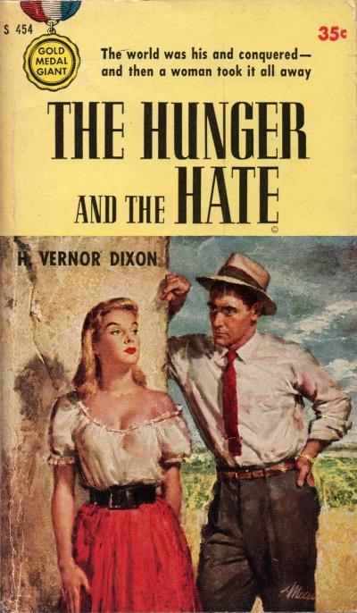 Paperback, Fawcett Gold Medal 1955