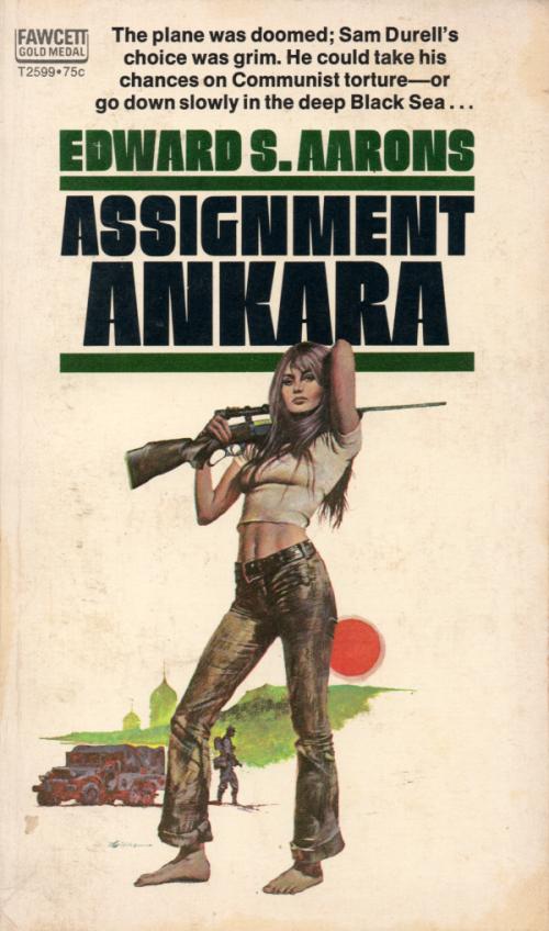 Paperback, Fawcett Publications 1961