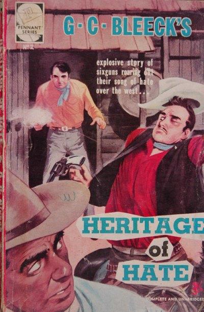 Paperback, Pennant Series 1957