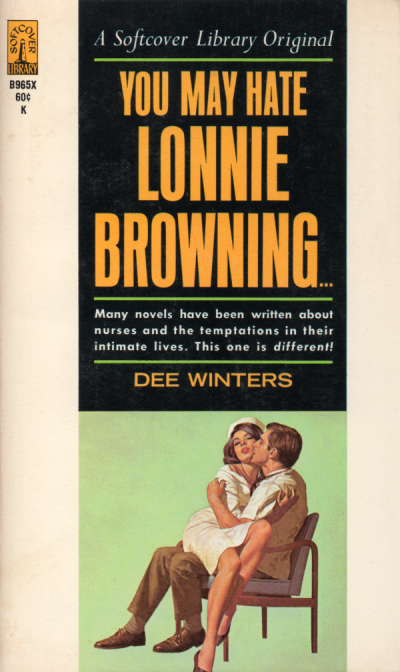 Paperback, Softcover Library 1966