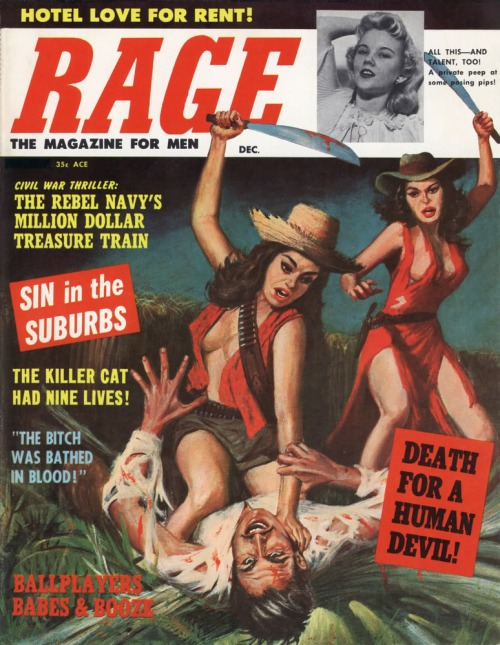 Rage, december 1961