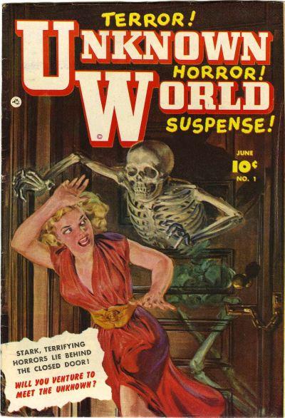 Unknown World, juni 1952