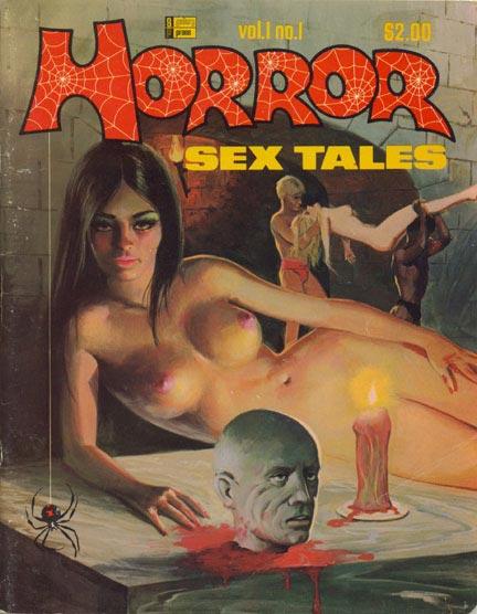 Horror Sex Tales, Gallery Press 1972