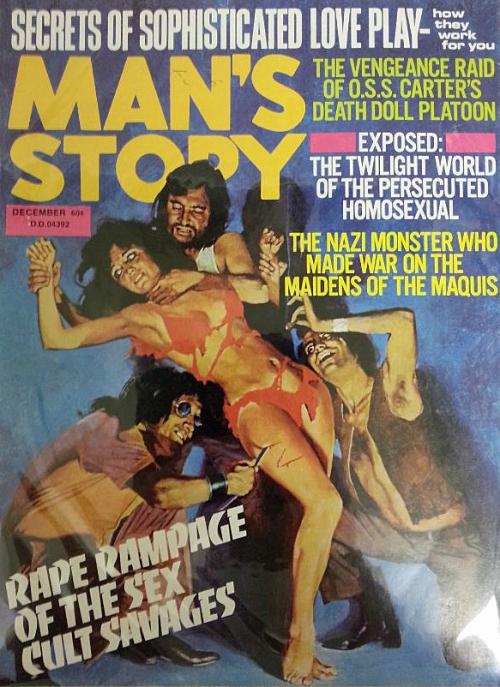 Man's Story, december 1974