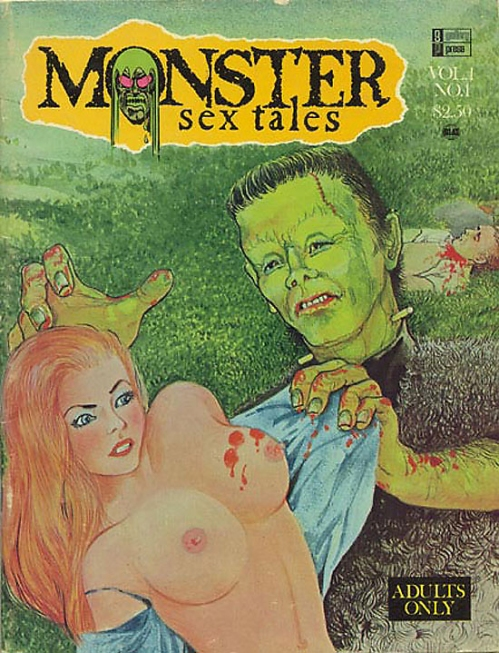 Monster Sex Tales, Gallery Press 1972