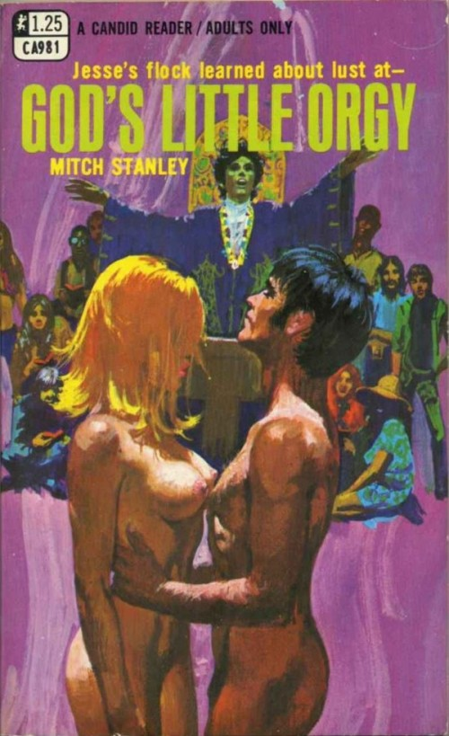 Paperback, Candid Reader 1969