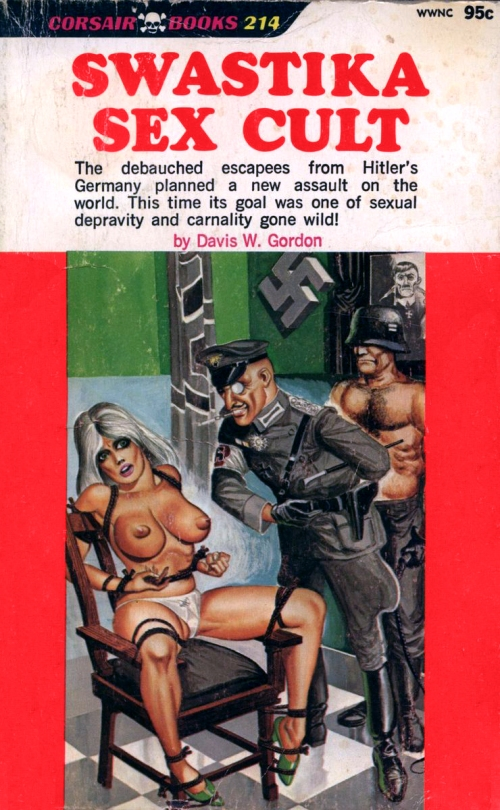 Paperback, Corsair Books 1968
