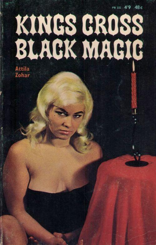Paperback, Horwitz Publications 1965