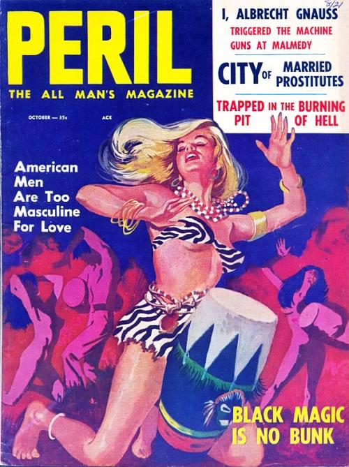 Peril, oktober 1958