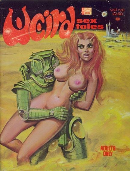 Weird Sex Tales, Gallery Press  juli-august 1972