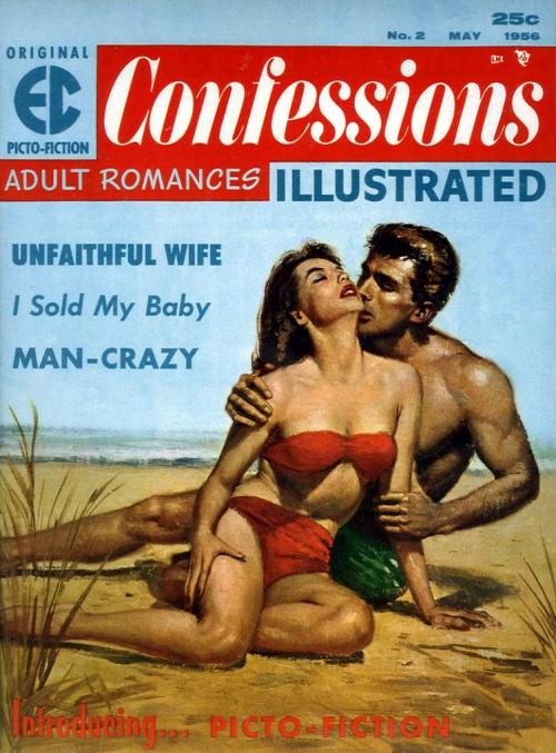 Confessions, maj 1956