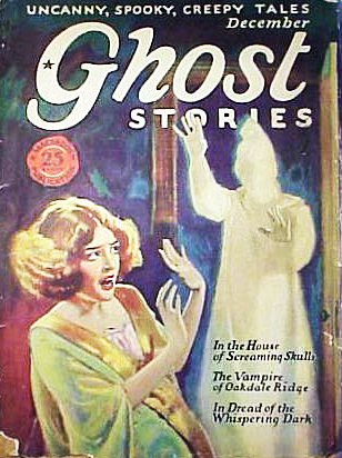 Ghost Stories, december 1926