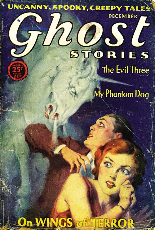 Ghost Stories, december 1930