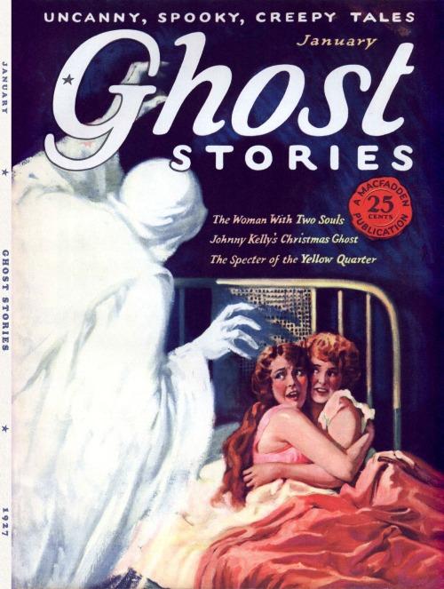 Ghost Stories, januar 1928