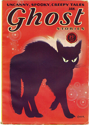 Ghost Stories, januar 1931