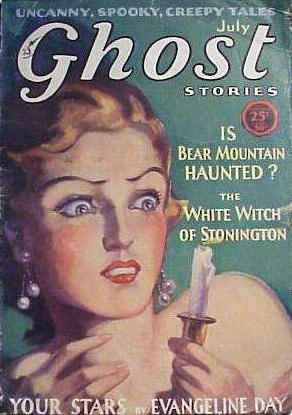 Ghost Stories, juli 1931
