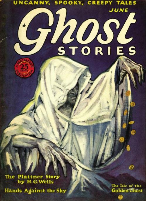 Ghost Stories, juni 1927