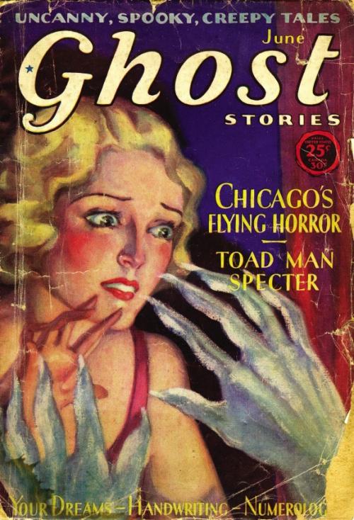 Ghost Stories, juni 1931