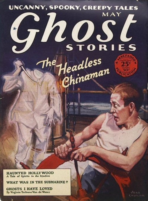 Ghost Stories, maj 1929