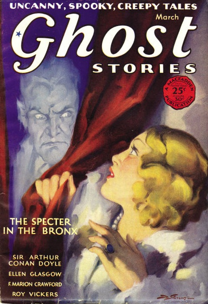Ghost Stories, marts 1926