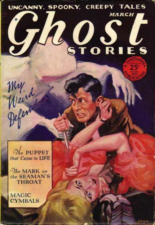 Ghost Stories, marts 1933