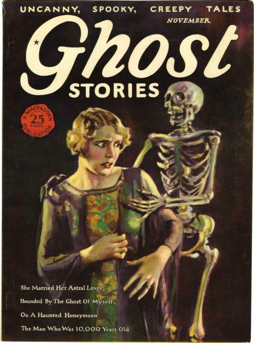 Ghost Stories, november 1926