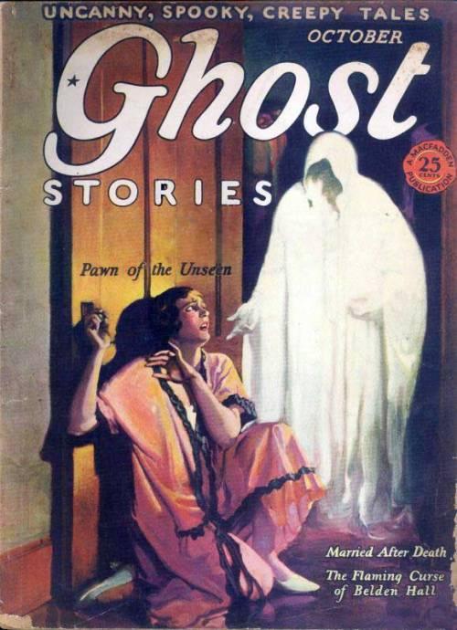 Ghost Stories, oktober 1926