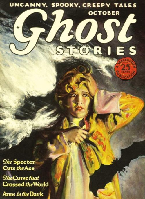 Ghost Stories. oktober 1927