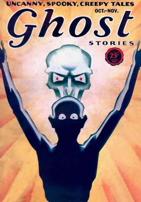 Ghost Stories, oktober-november 1931