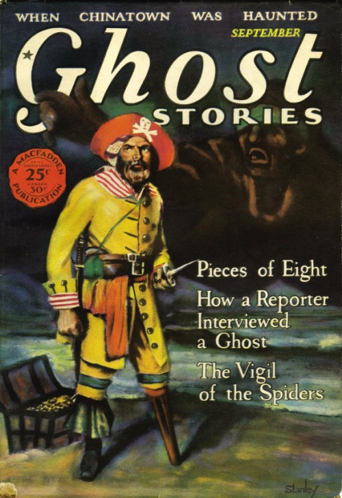 Ghost Stories, september 1930