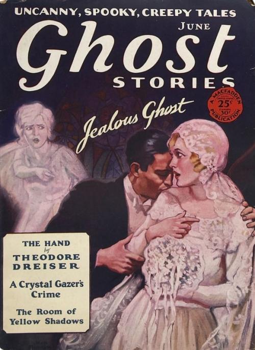 Ghost Storis, juni 1930